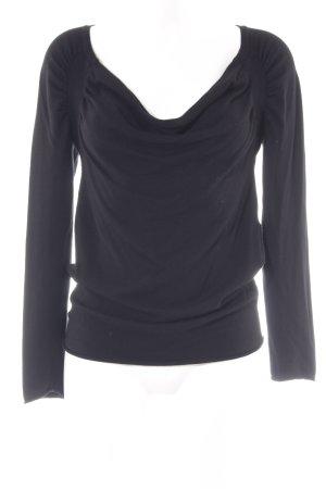 Kookai Sweatshirt schwarz Casual-Look