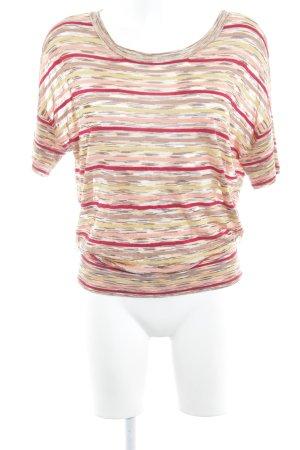 Kookai T-Shirt Monogram-Muster Business-Look