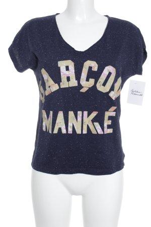 Kookai T-Shirt Schriftzug gedruckt Casual-Look