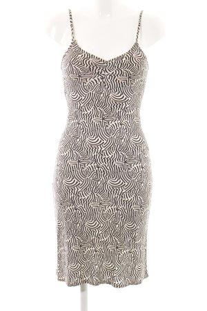 Kookai Trägerkleid schwarz-weiß Streifenmuster Street-Fashion-Look