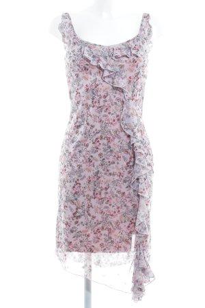 Kookai Pinafore dress abstract pattern casual look d74d95f7b