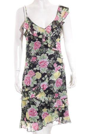Kookai Trägerkleid florales Muster Romantik-Look