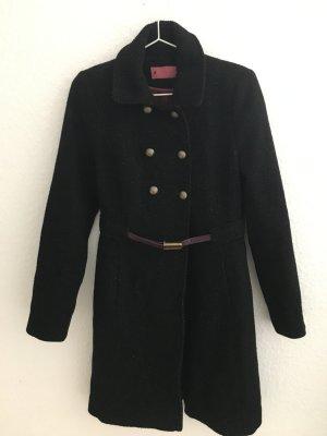 KOOKAI Winter-Mantel mit Gürtel