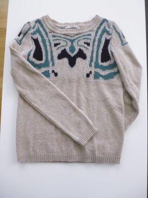 Kookai Winterpullover mit Muster