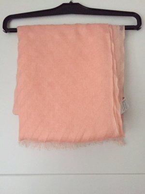 Hijab rosa pallido