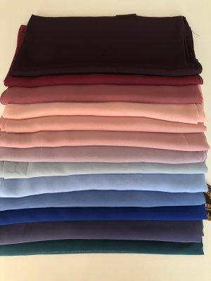 Hijab multicolore