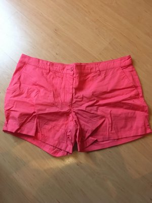 b.p.c. Bonprix Collection Hot pants rosso chiaro