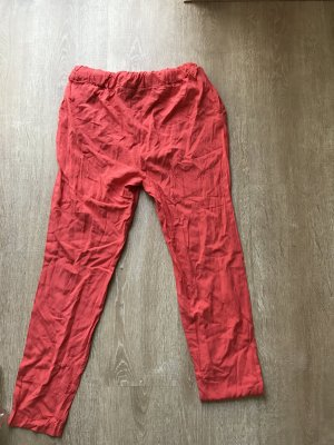 Mango casual Pantalone largo multicolore