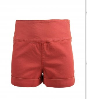 Korallen rote Bermuda Short gr M  / L
