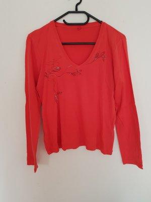 Korallenfarbenes Shirt von Esprit