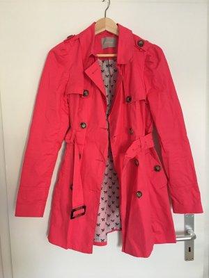 Orsay Between-Seasons-Coat bright red
