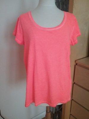 Appelrath-Cüpper Camisa naranja neón