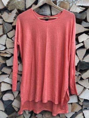H&M Lang shirt veelkleurig