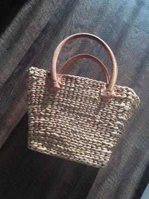 Basket Bag camel