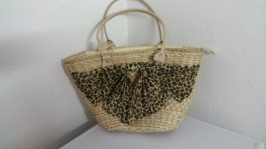 Basket Bag light brown