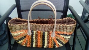 Basket Bag multicolored