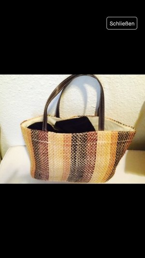 Mango Basket Bag multicolored