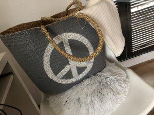 Basket Bag grey