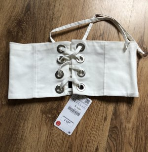 Korsett Gürtel von Zara