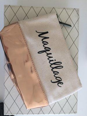 Kosmetik Tasche Rose Kupfer