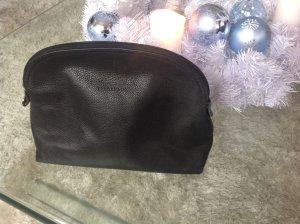 Kosmetikbeutel von Longchamp, aus Leder