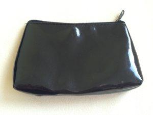 Kosmetiktäschchen mit Reißverschluss Accessoires schwarz