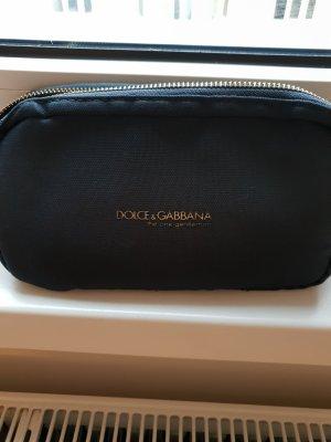 Dolce & Gabbana Cosmeticabox goud-donkerblauw