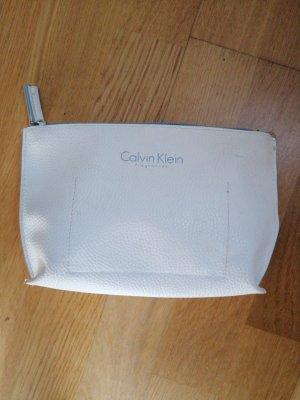 Calvin Klein Minibolso blanco