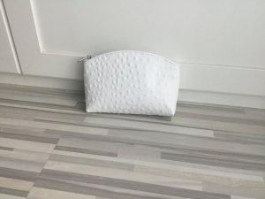 Mini Bag white leather