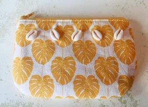 Pochette giallo pallido Cotone
