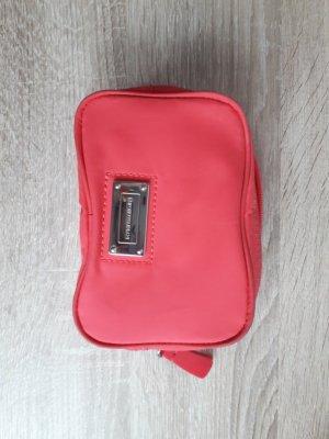 Emporio Armani Mini Bag pink synthetic material