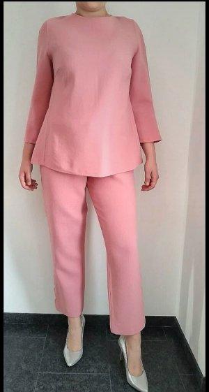 Escada Edition Traje para mujer rosa Lana