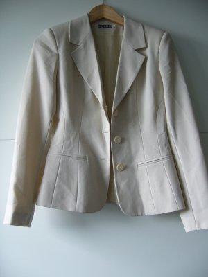 Costume business crème-blanc cassé
