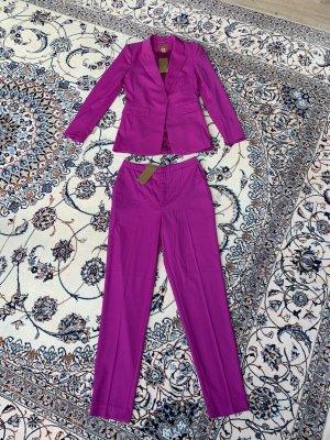 H&M Premium Trouser Suit multicolored