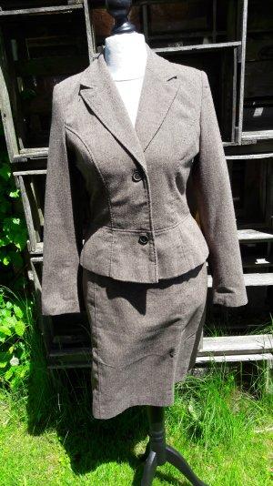#Kostüm #Braun #Gr. 40 #50er Jahre Style
