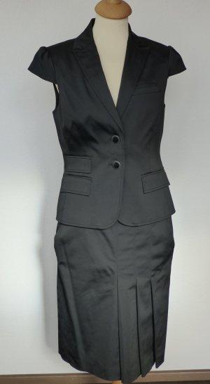 Kostüm Comma Gr. 36, schwarz