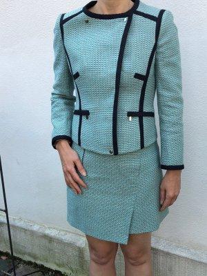 KAREN MILLEN Ladies' Suit pale blue-black