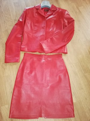Ladies' Suit red