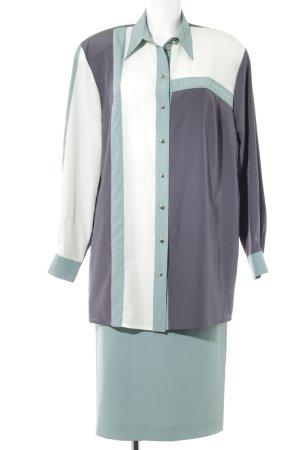 Ladies' Suit multicolored elegant