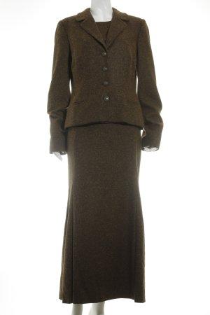 Ladies' Suit multicolored vintage look