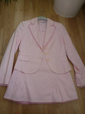 Kostüm More&More Gr. 36/38 rosa Rock Blazer Jacke