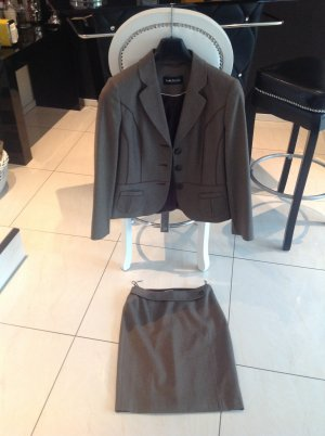Betty Barclay Ladies' Suit bronze-colored cotton