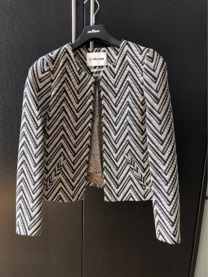 Rich & Royal Tailleur bianco-nero