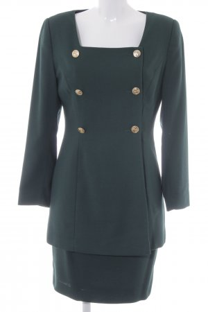 Ladies' Suit forest green business style