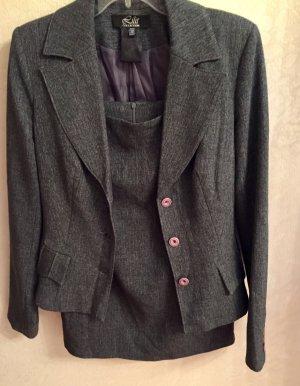 Business Suit multicolored cotton