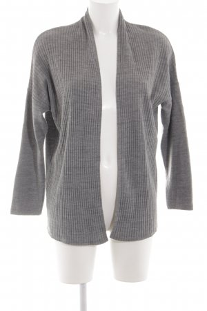 Koton Strick Cardigan grau Casual-Look