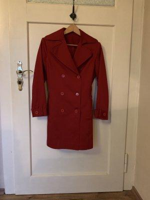 Koton Trenchcoat rouge foncé
