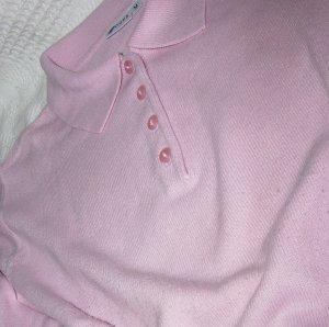 Pull en cashemire rose clair coton