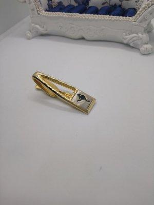 Krawattenadel Gold Farbe
