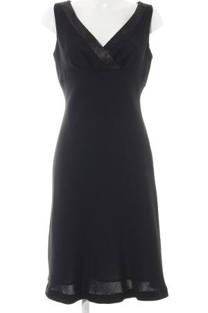 KRISS Abendkleid schwarz Elegant
